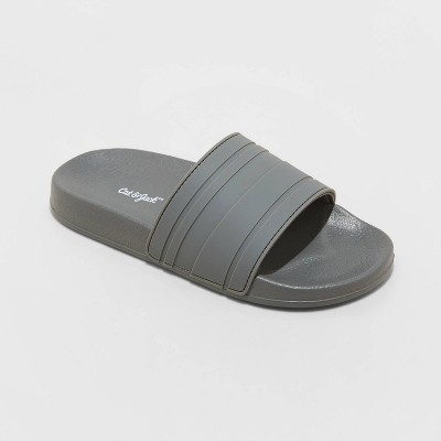 Kids' Nikko Slip-On Slide Sandals - Cat & Jack™