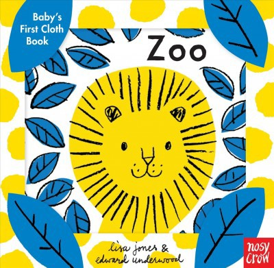 Zoo - RAGBK (Baby's First Cloth Book)(Hardcover)
