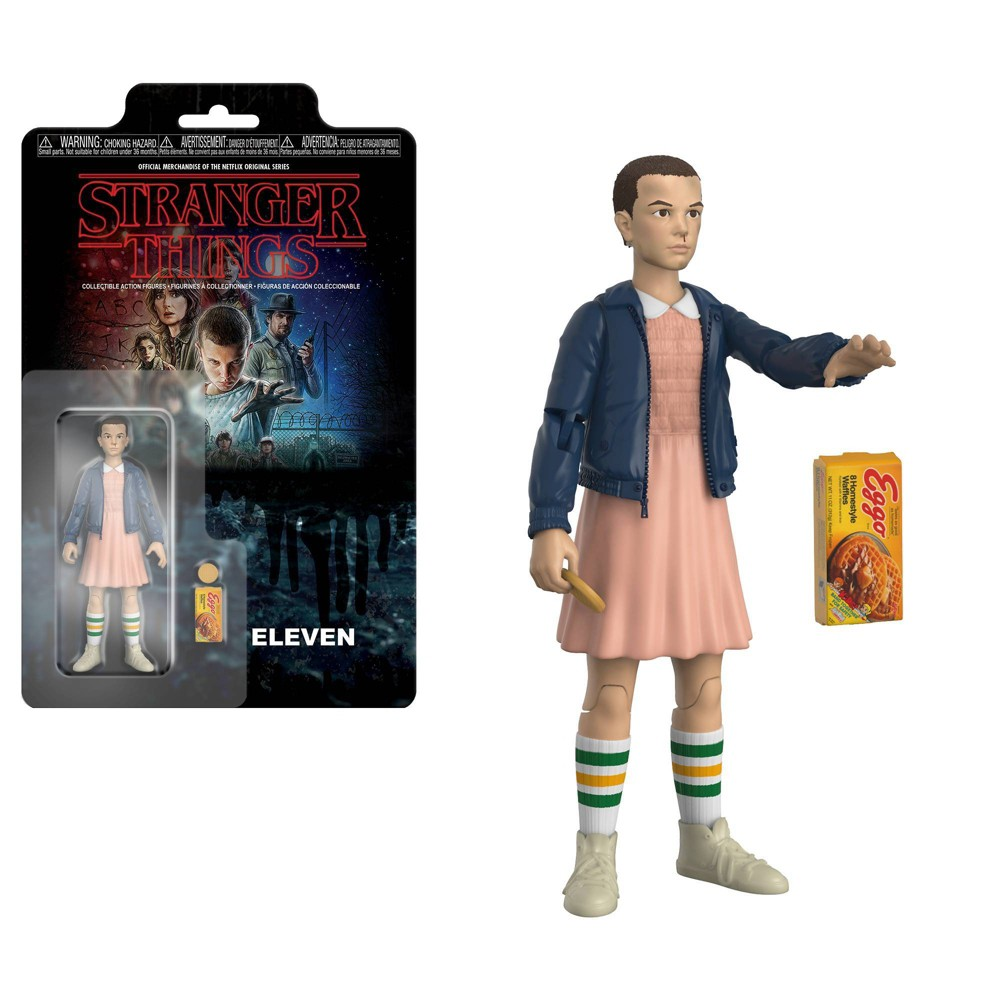 Funko Action Figure: Stranger Things - Eleven with Eggo