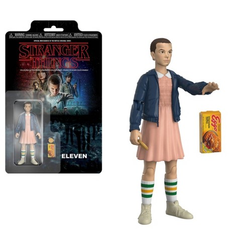 Funko Action Figure: Stranger Things - Eleven with Eggo - image 1 of 6