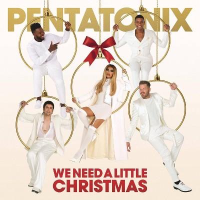 Pentatonix - We Need A Little Christmas (CD)