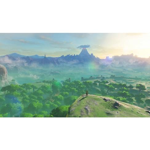 The Legend Of Zelda Breath Of The Wild Nintendo Target
