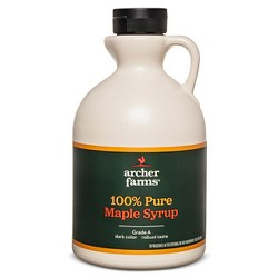 100% Pure Maple Syrup - 32 fl oz - Archer Farms™