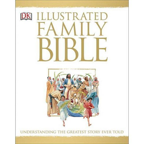 Illustrated Family Bible - by  Claude-Bernard Costecalde (Hardcover) - image 1 of 1