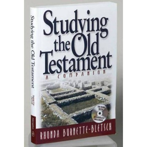 Studying the Old Testament - by  Rhonda Burnette-Bletsch (Mixed media product) - image 1 of 1