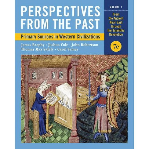 Perspectives from the Past - 7 Edition (Paperback) - image 1 of 1