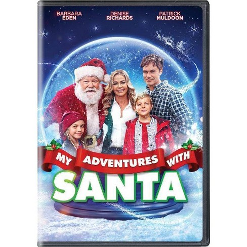 My Adventures with Santa (DVD) - image 1 of 1