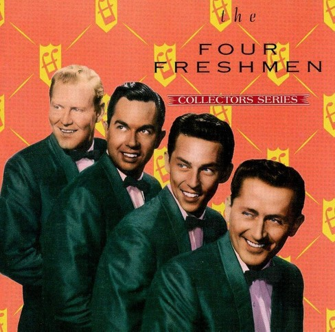 Four freshmen - Capitol collectors series (CD) - image 1 of 1