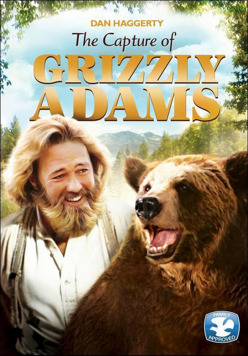 Grizzly adams:Capture of grizzly adam (DVD) - image 1 of 1