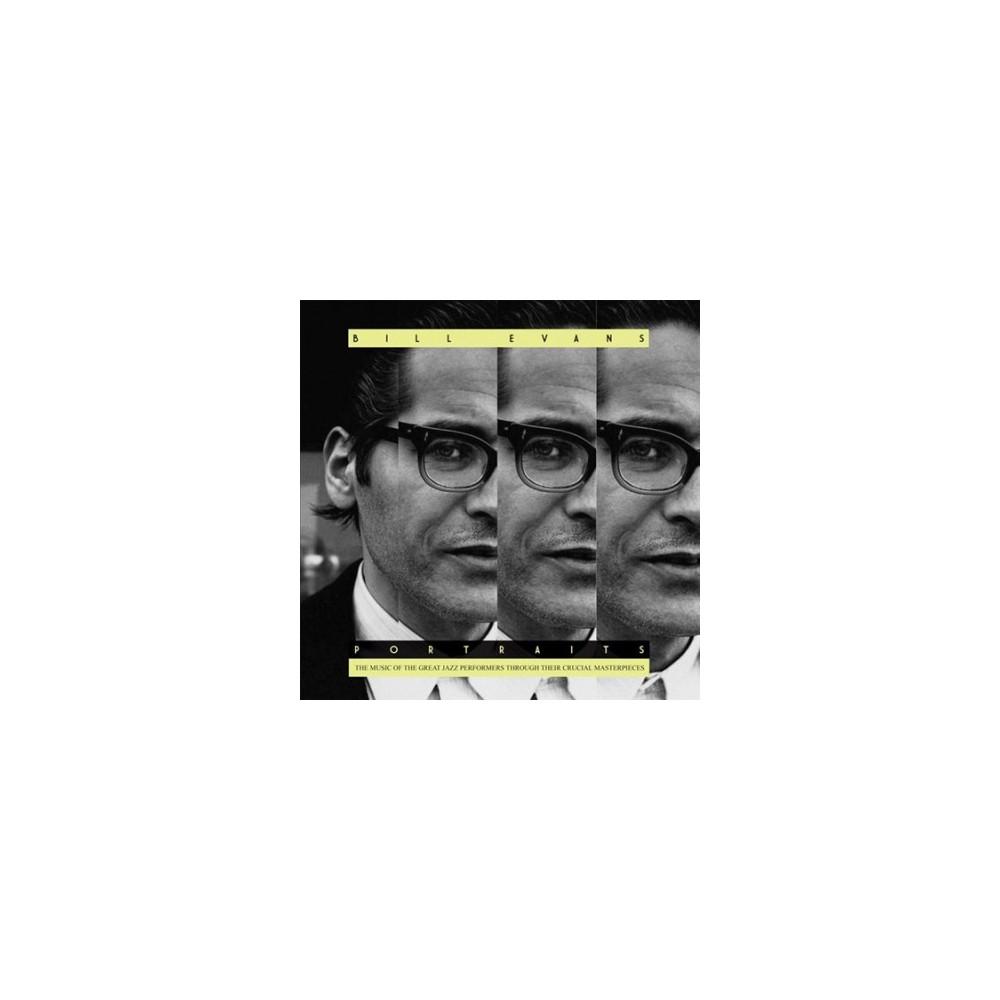 Bill Evans - Portraits:Bill Evans (Vinyl)