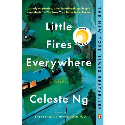Little Fires Everywhere - Reprint by Celeste Ng (Paperback)