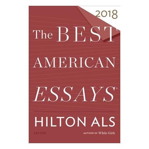 Best american essays 2018 best american essays paperback target