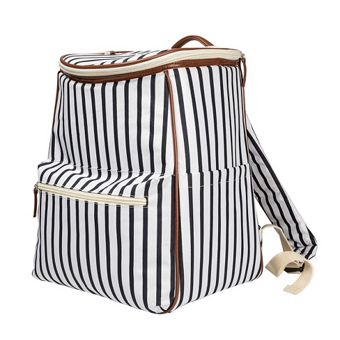 Cathy s Concepts Striped Backpack Cooler   Target f31cc78781e91
