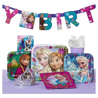 Frozen Party Supplies Collection Target