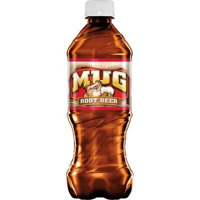 Soft Drinks: Mug Root Beer