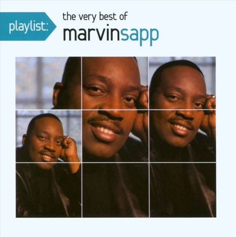 Playlist: The Very Best of Marvin Sapp - image 1 of 1