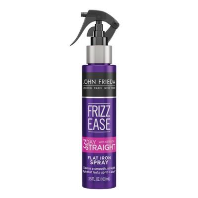 Frizz Ease John Frieda 3Day Straight Flat Iron Spray - 3.5 fl oz