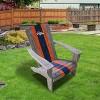 NFL Denver Broncos Wooden Adirondack Chair - image 2 of 2