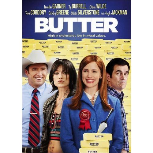 Butter (DVD), Movies