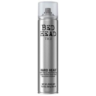 TIGI Bed Head Hard Head Hairspray- 385ml
