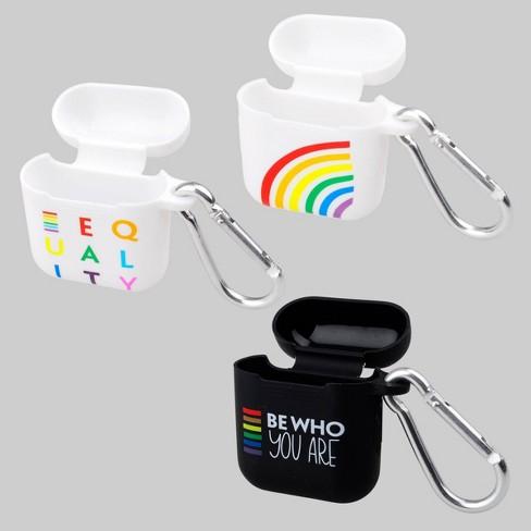 3pk Pride Wireless Headphone Cases - Bullseye's Playground™ - image 1 of 4