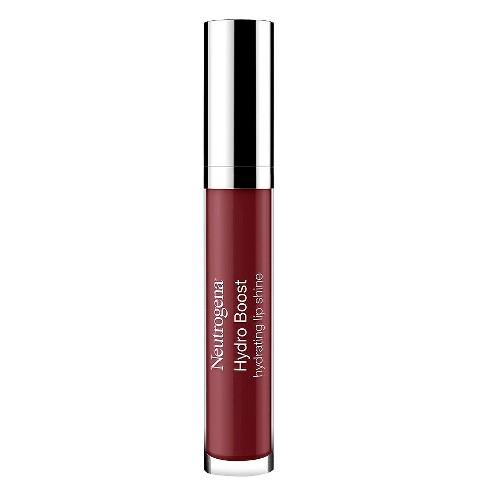 Neutrogena Lip Gloss Hydro Boost Hydrating Lip Shine - 0.12oz - image 1 of 1