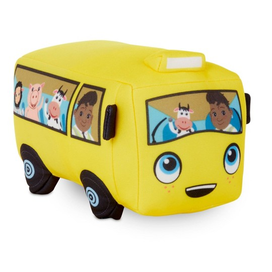 Little Tikes Little Baby Bum Wiggling Wheels on the Bus Plush image number null