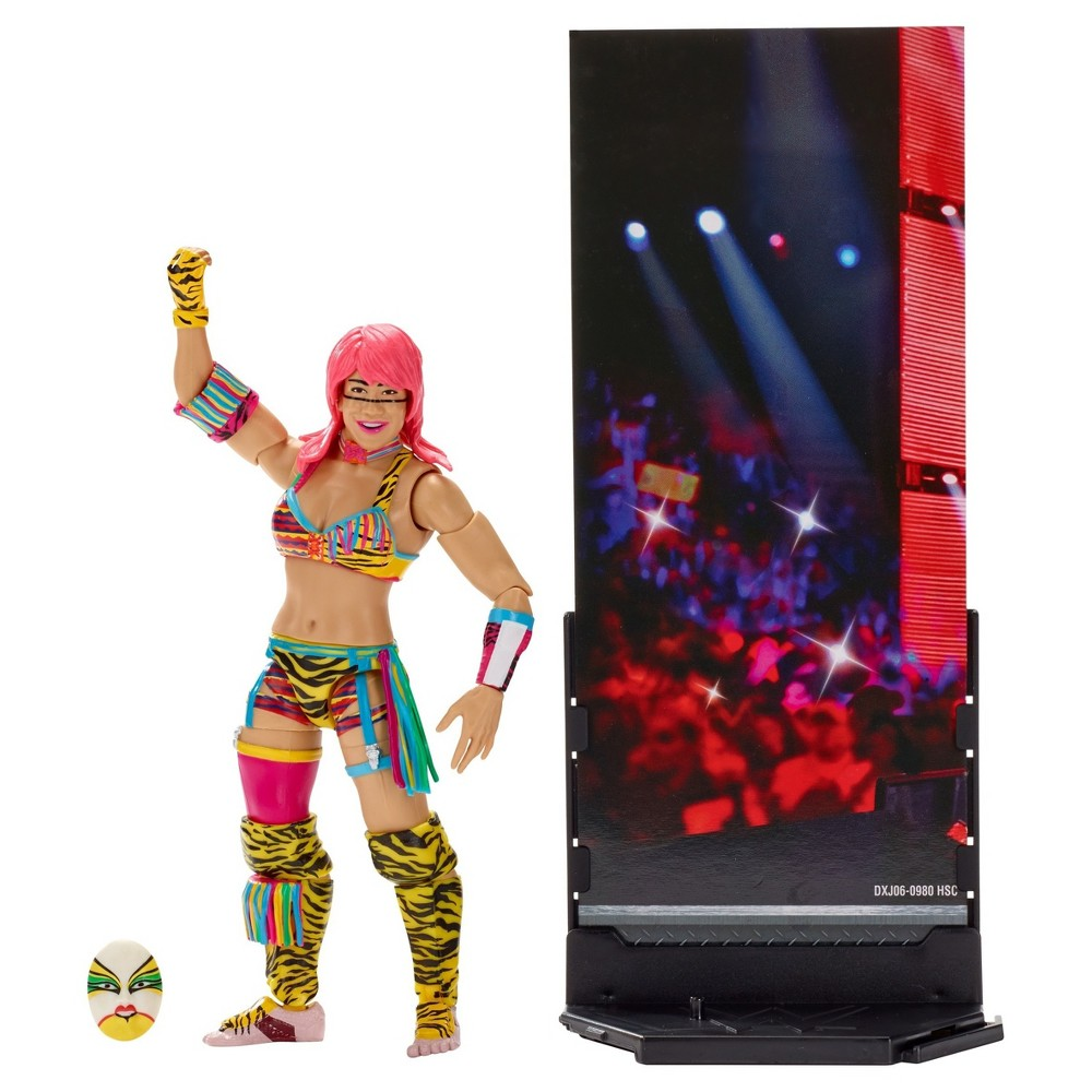 Wwe Elite Collection Asuka Action Figure - Series # 47A