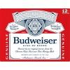 Budweiser Lager Beer - 12pk/12 fl oz Cans - image 4 of 4
