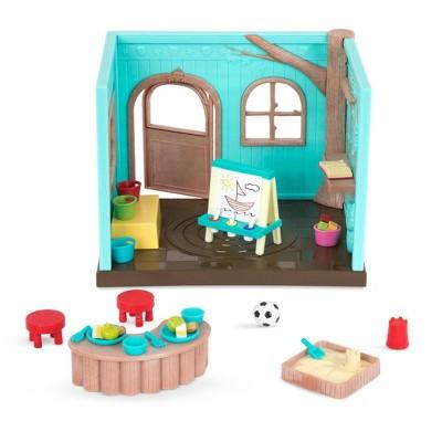 Li'l Woodzeez Daycare Playset with Accessories 38pc - Li'l Luvs & Hugs Nursery