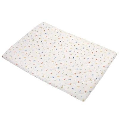 Carter's 100% Cotton Playard Sheet - Animal Print