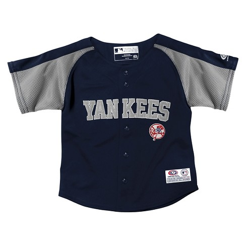 low priced b89c4 bc91c New York Yankees Toddler Boys' Jersey 2T