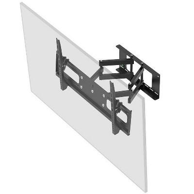"Monoprice Articulating HDTV Wall Mount Bracket (max 132 lbs, 37~63"", VESA 100x100~820x410)"