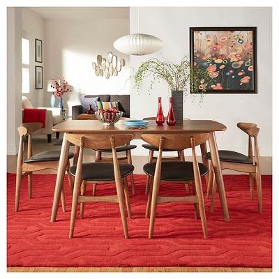 Cortland Danish Modern Dining Furniture Collection
