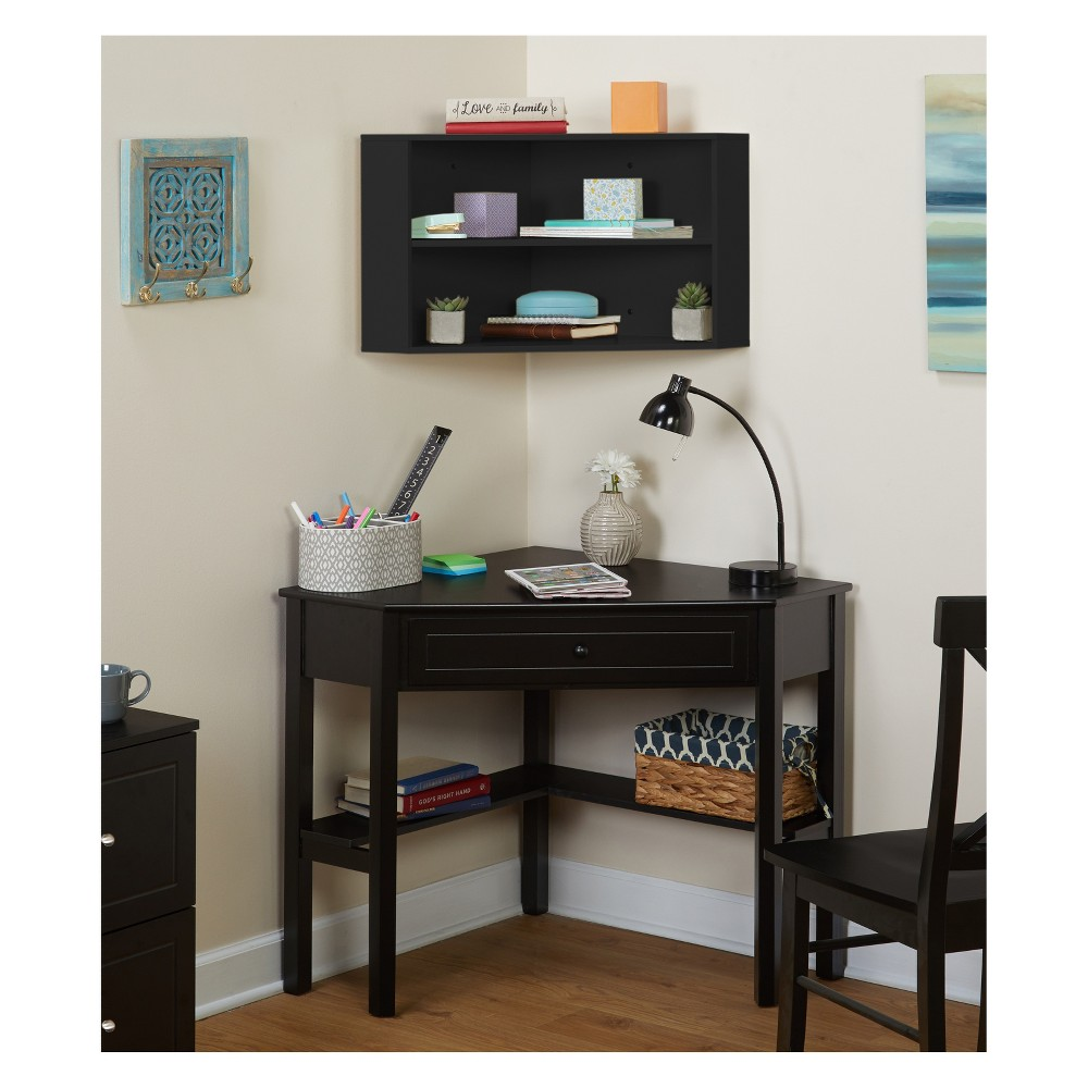 Image of Corner Hutch - Black - Buylateral