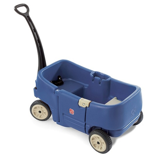 Step2 Wagon for Two - Blue image number null
