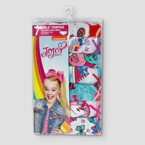 694cddd08ef Girls  JoJo Siwa 7pk Bikini Briefs. Shop all Nickelodeon