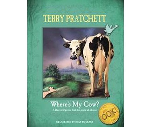 Where's My Cow? (School And Library) (Terry Pratchett) - image 1 of 1