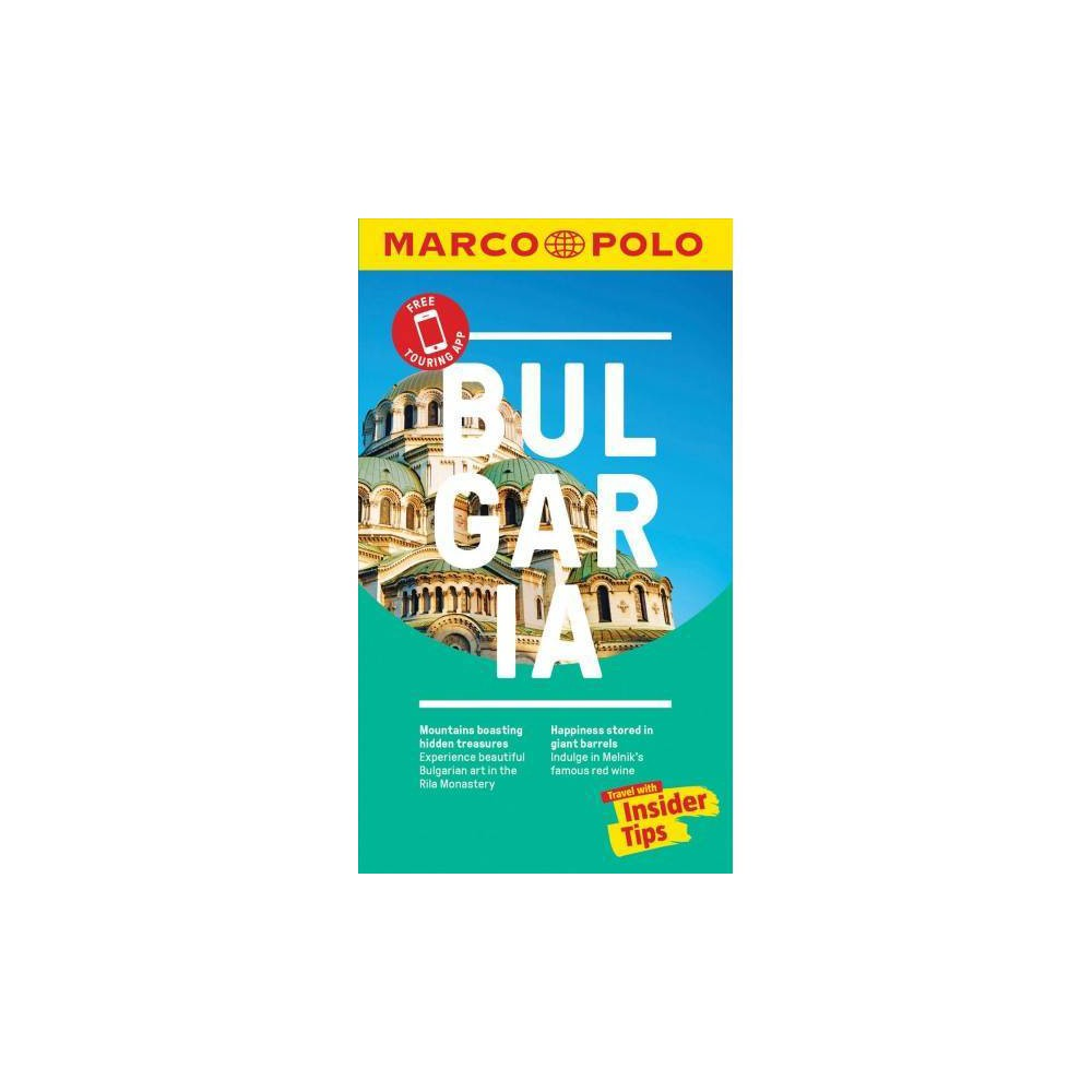 Marco Polo Pocket Bulgaria - Pap/Map by Marco Polo Travel Publishing (Paperback)