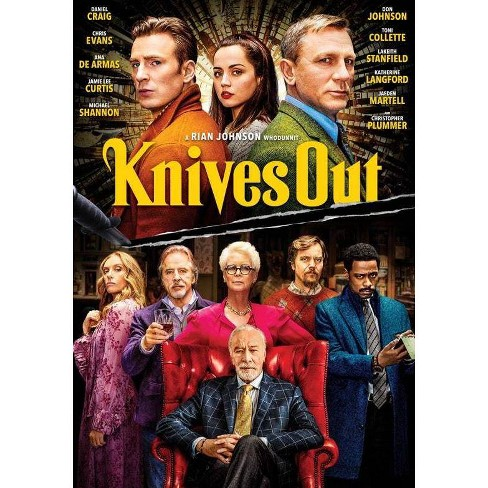 Knives Out (DVD) - image 1 of 1
