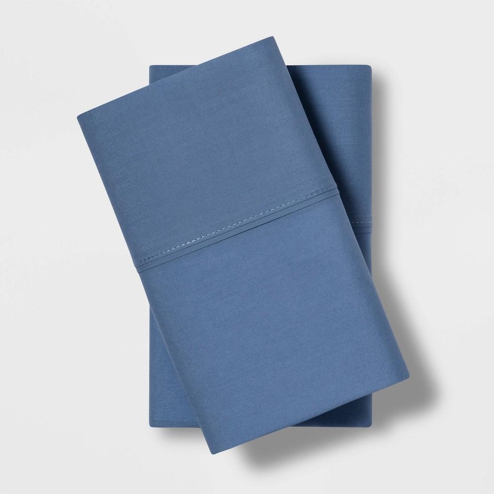 King Temperature Balancing Pillowcase Set Blue - Made By Design
