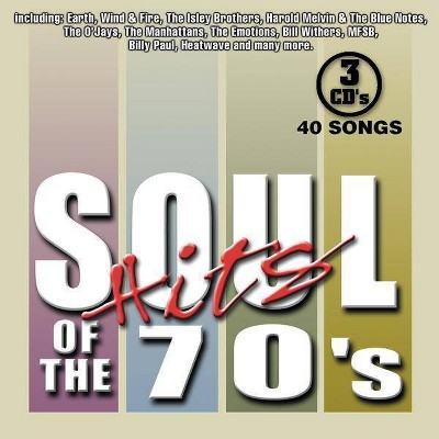 Various Artists - Soul Hits of the '70s (Sony Box Set) (CD)