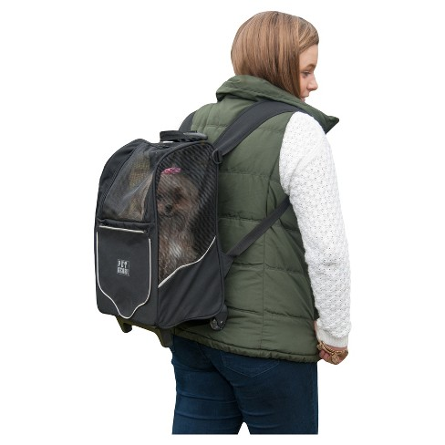 Pet Gear I-GO2 Sport - Carrier Car Seat Backpack - Black - image 1 of 5