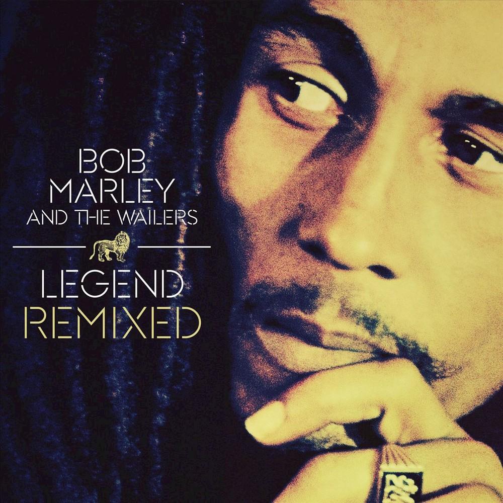 Bob & The Wa Marley - Legend Remixed (CD)