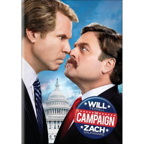 The Campaign (Includes Digital Copy) (UltraViolet) (dvd_video) - image 1 of 1