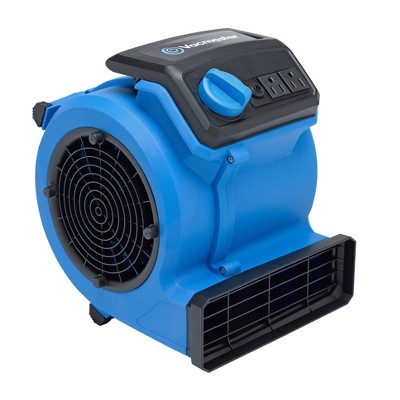 Vacmaster 550 CFM Portable Air Mover