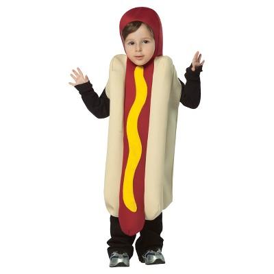 Kidsu0027 Hot Dog Costume   3T/4T