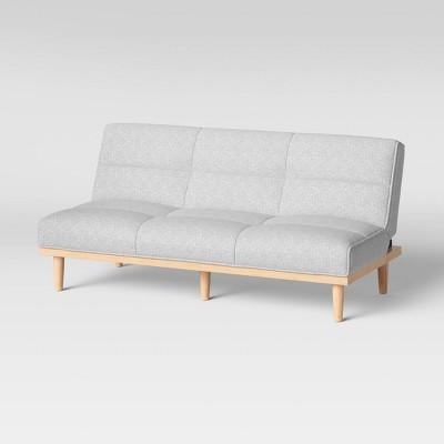 Convertible Sofa Bed Gray - Room Essentials™