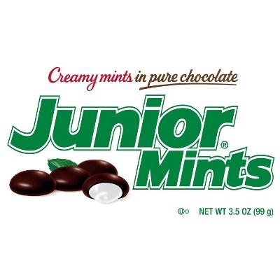 Junior Mints Candies - 3.5oz