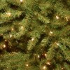 6.5ft National Christmas Tree Company Dunhill Fir Artificial Christmas Tree 500ct Bulb Clear - image 4 of 4